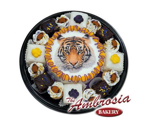 Small Tiger Dessert Tray