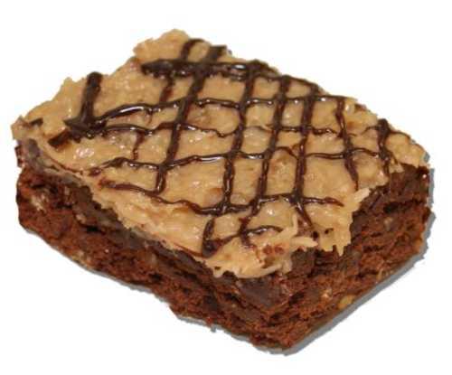 Brownies - German Chocolate
