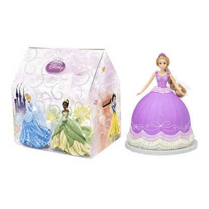 Disney Princess Doll Cake - Rapunzel