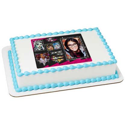 Monster High Scary Cute PhotoCake® Frame