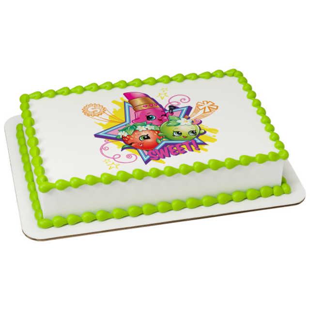 Shopkins™ Sweet PhotoCake® Edible Image®