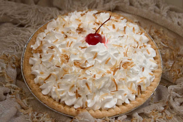 Coconut Creme Pie