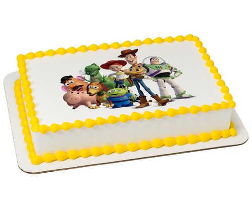 Disney/Pixar Toy Story PhotoCake® Edible Image®