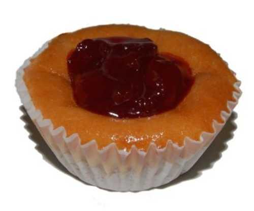 Mini Cheesecake - Raspberry
