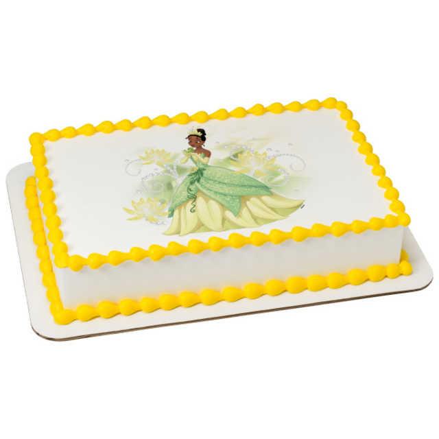 Disney Princess Tiana Sparkle & Shine - PhotoCake®