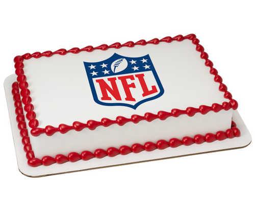 NFL Shield PhotoCake® Edible Image®