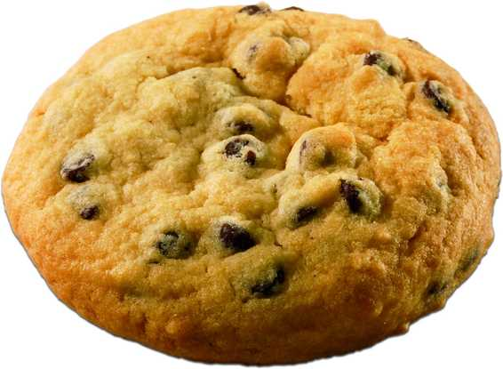 Sugar Free Chocolate Chip Cookie