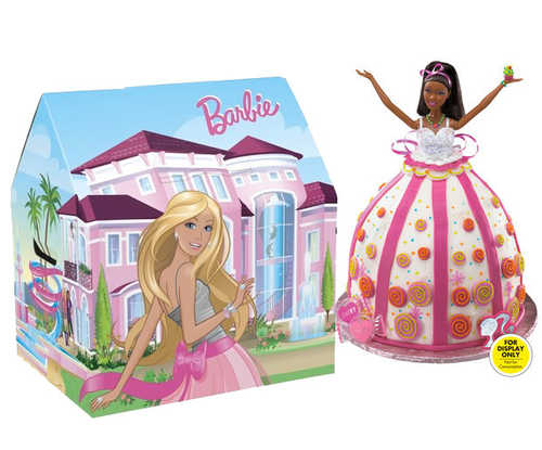 Barbie Doll Celebration