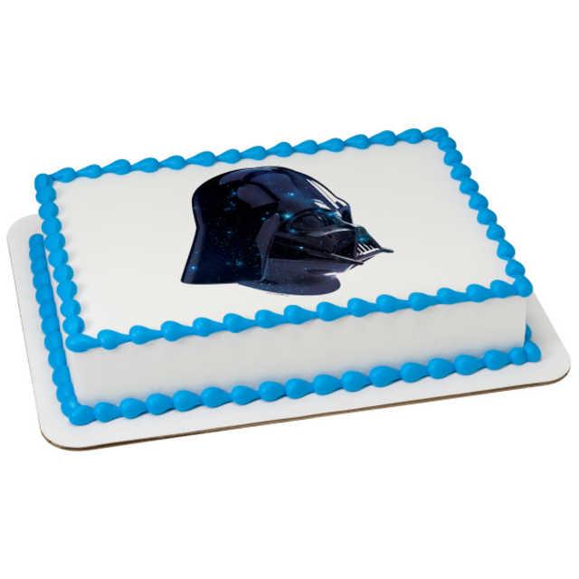 Disney - Star Wars™ Vader Galaxy PhotoCake® Edible Image®