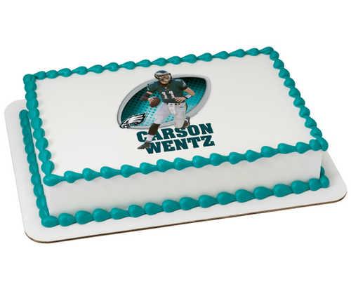NFL PLAYERS - PhotoCake® Edible Image® Cakes