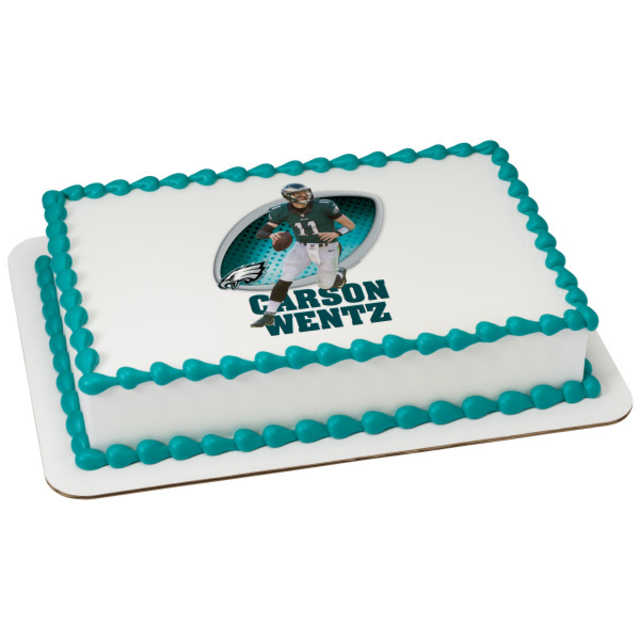 NFL PLAYERS - PhotoCake® Edible Image® Cakes