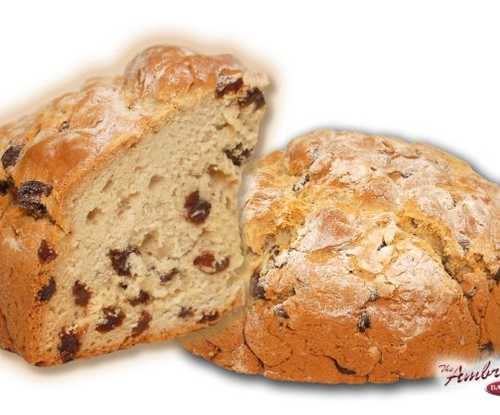 Irish Soda Bread, Loaf