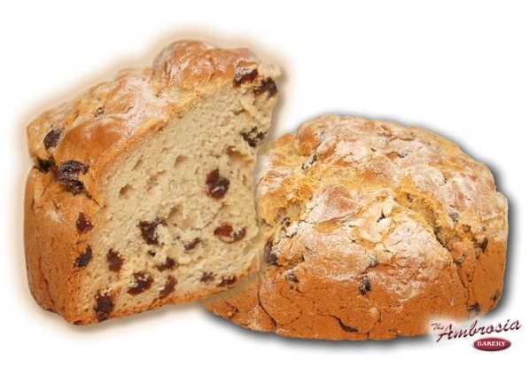 Irish Soda Bread, Loaf