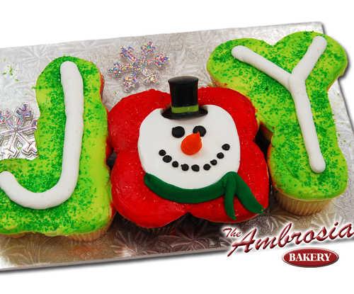 JOY Cupcakes (Dozen)