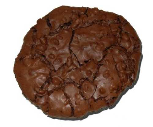 Flourless Chocolate Cookie