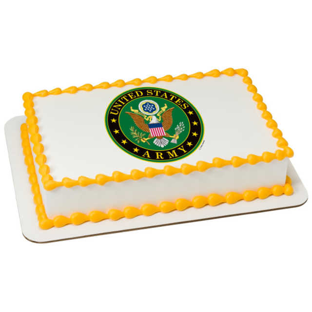 U.S. Army Edible Image®