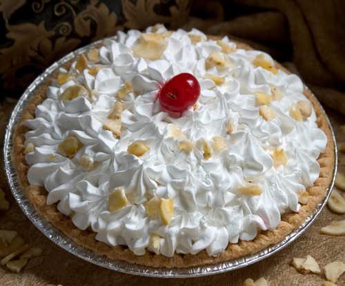 Banana Creme Pie