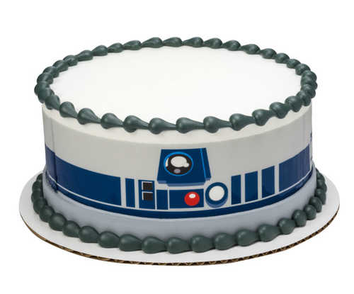 Disney - Star Wars™ R2-D2 PhotoCake® Image Strips
