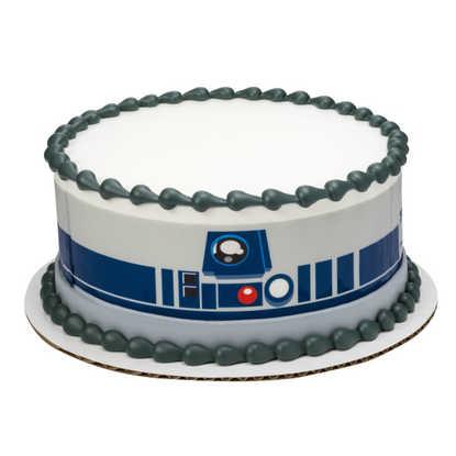 Disney - Star Wars™ R2-D2 PhotoCake® Image Strips