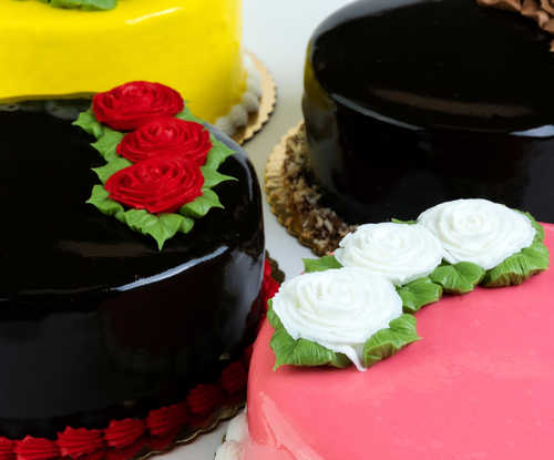 Doberge Cakes