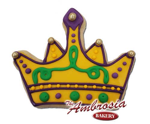 King Cake Crown