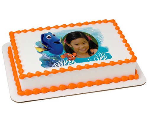 PhotoCakes® with Picture Frames