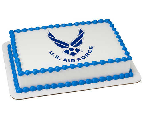 U.S. Air Force Edible Image®