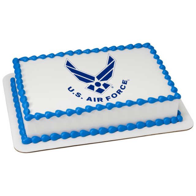 U.S. Air Force Edible Image®