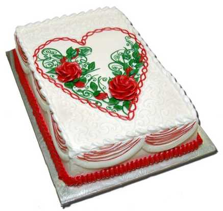 Elegant Valentine's Heart