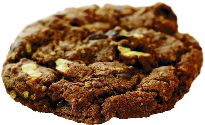 Fudge Nut Brownie
