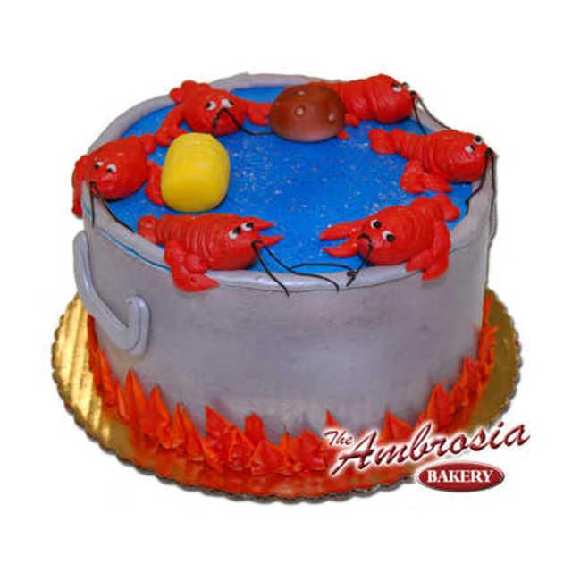 Crawfish Hot Tub