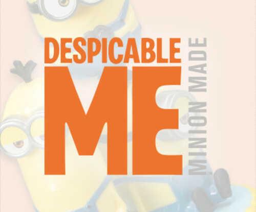 Despicable Me Minion Made