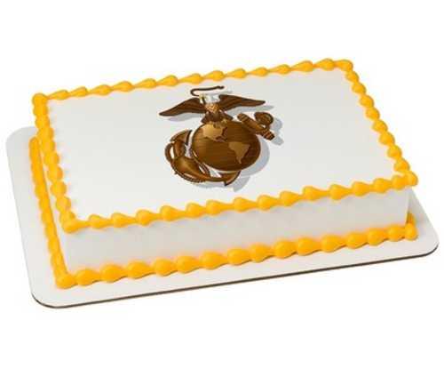 U.S. Marine Corps Edible Image®