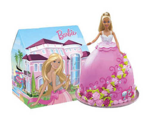 Barbie Doll Roses