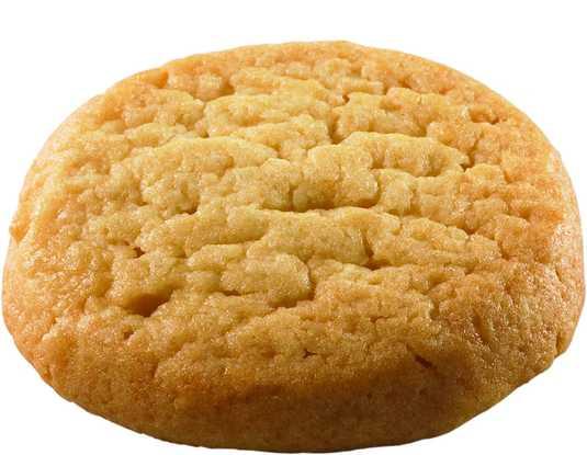 Sugar Free Vanilla Cookie