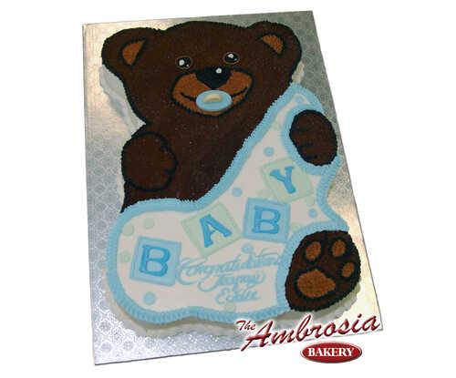 Baby Bear Cutout