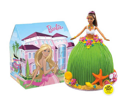 Barbie Doll Luau
