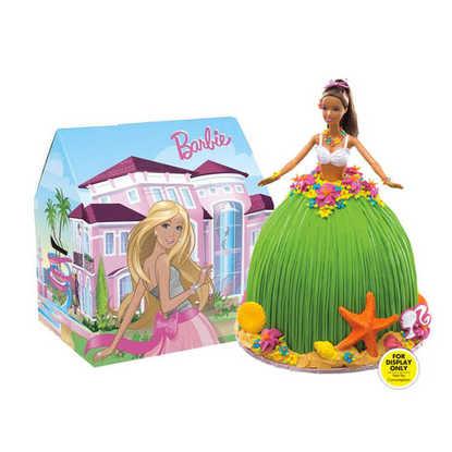 Barbie Doll Luau