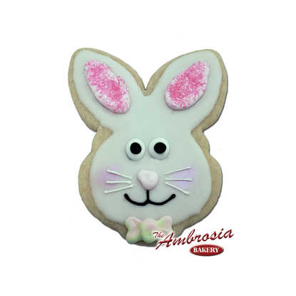 Bunny Cut Out Cookie