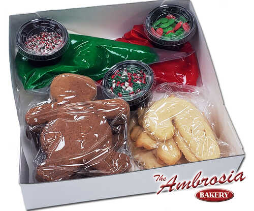 Christmas Holiday Cookie Kit!