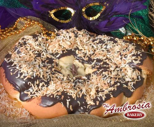 Zulu King Cake