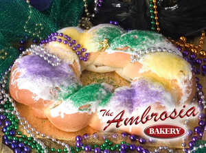 Traditional King Cake