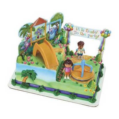 Dora the Explorer Play Time