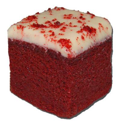 Cake Square - Red Velvet
