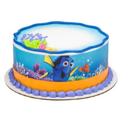Finding Dory We Swim! - PhotoCake® Image Strips