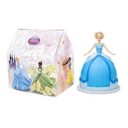 Disney Princess Cinderella Doll Cake