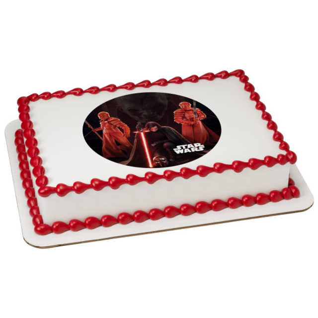 Star Wars™: The Last Jedi First Order PhotoCake® Edible Image®