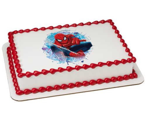 Marvel Spider-Man Gotcha! PhotoCake®